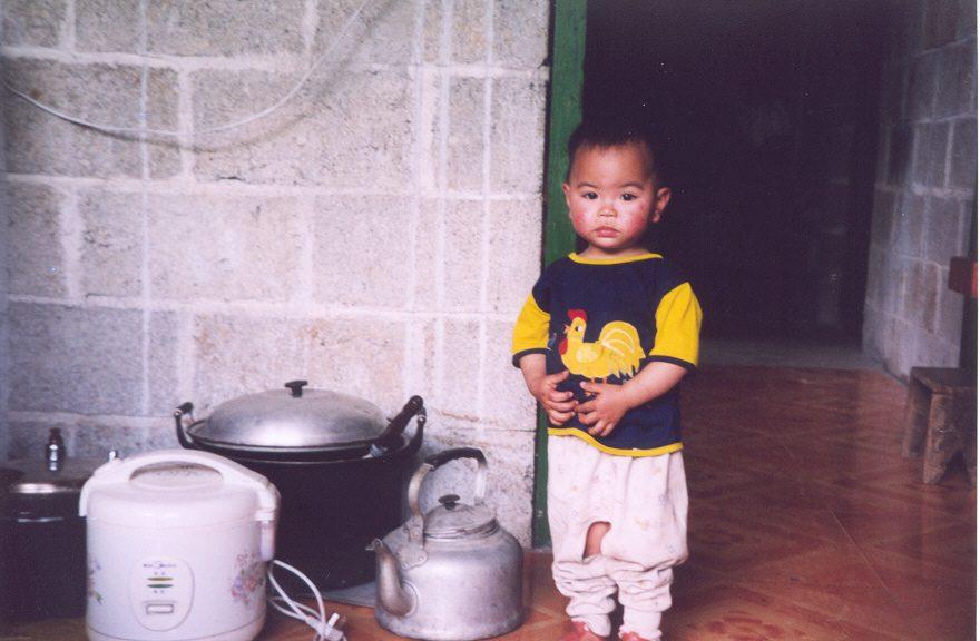 Tiandong-village-toddler