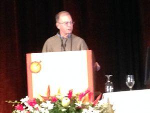 HBF president, Dr. Tim Block