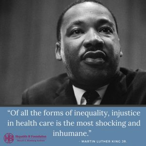 martin luther king blue