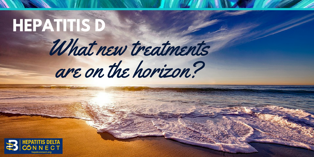 What New Treatments Are on the Horizon for Hepatitis B/D