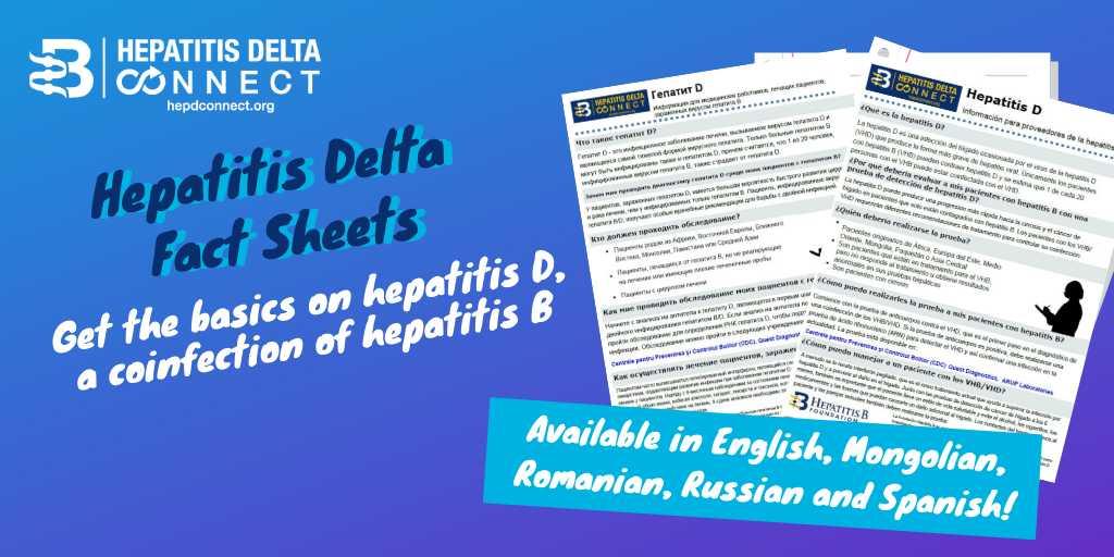 Hepatitis Delta (HDV) Archives - Hepatitis B Foundation